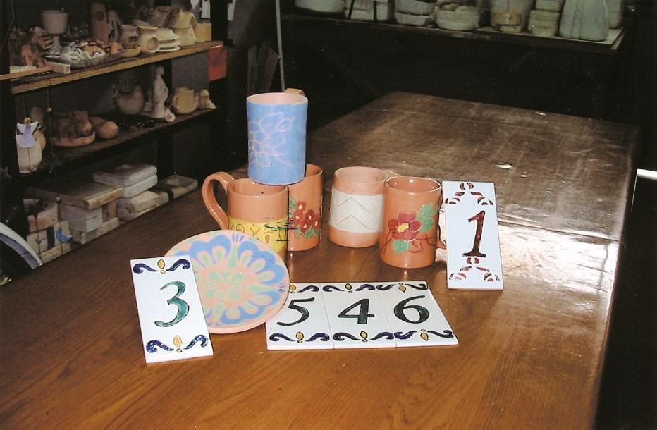 Coopreativa ceramica